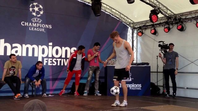 F3WT London 2013 Top 16 – Tobias Becs vs Tokura