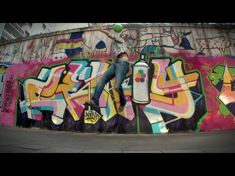 Freestyle Football: Frankystyle Dancing Football Vol. 3