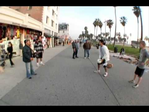 Freestyle Soccer in Los Angeles