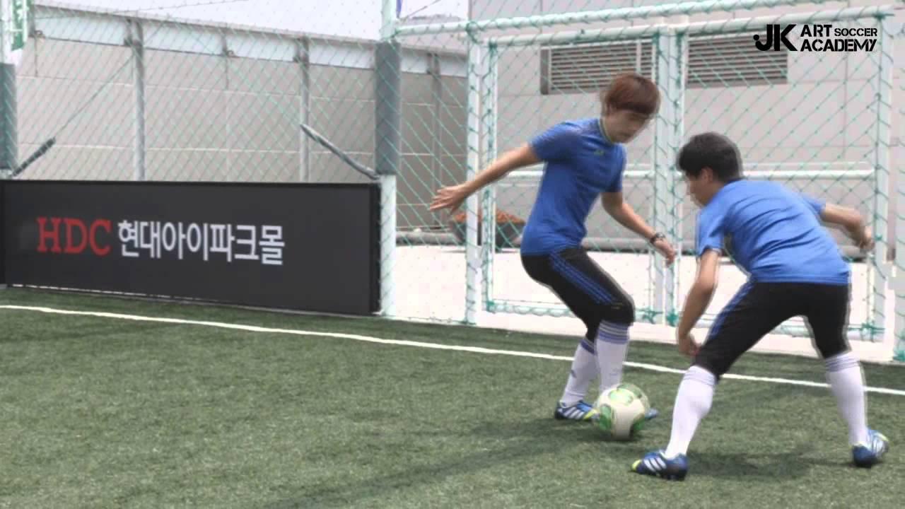 Jeon Kwon – Wall Pass AKKA & Neymar Soccer Tricks