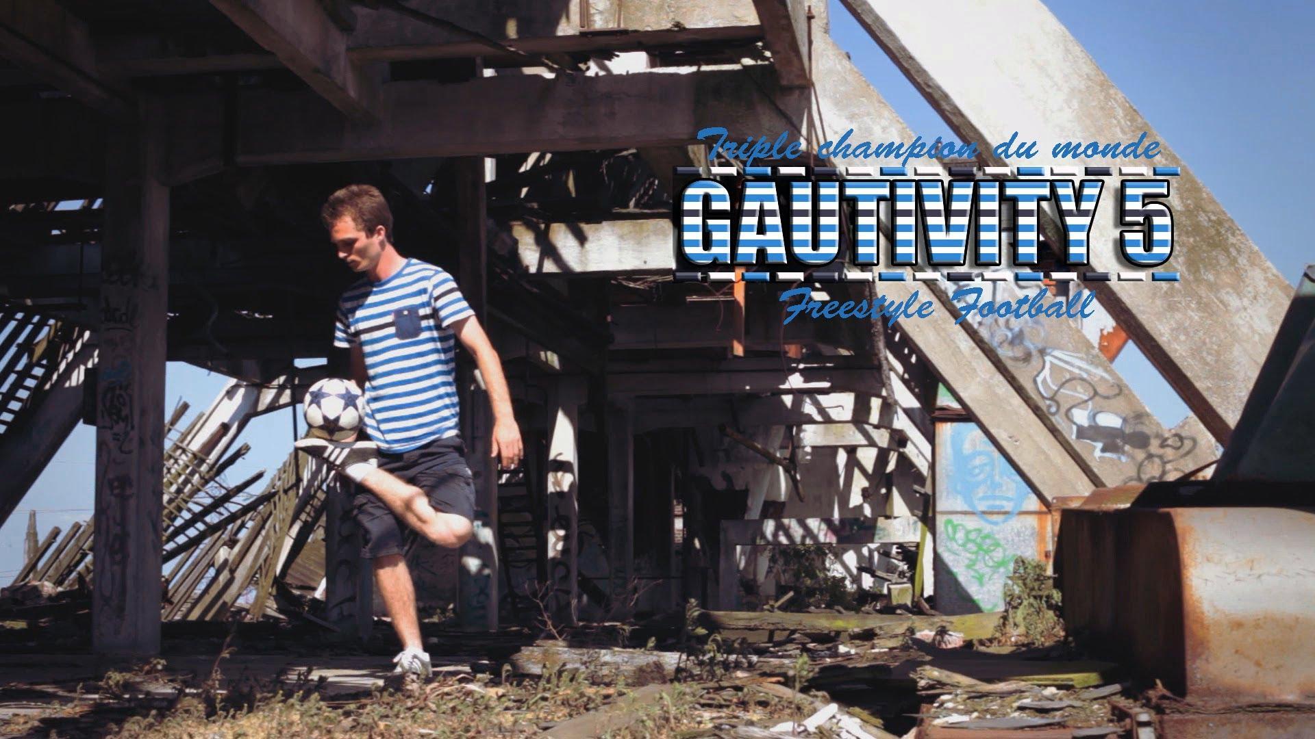 Freestyle Football – Gautivity 5 (The Best TF1 | Switch Crew)