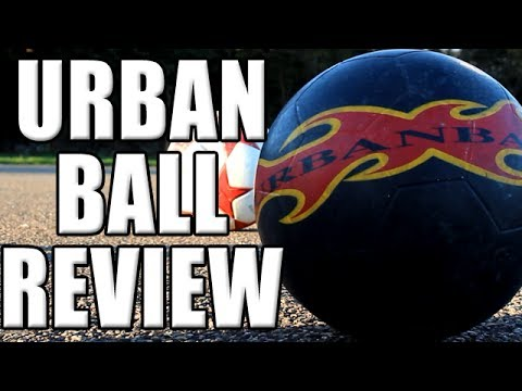 Urban Ball Review – Football Freestyle
