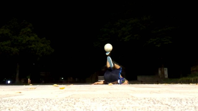Hardest Football Freestyle Trick EVER?! – ATW ep 9