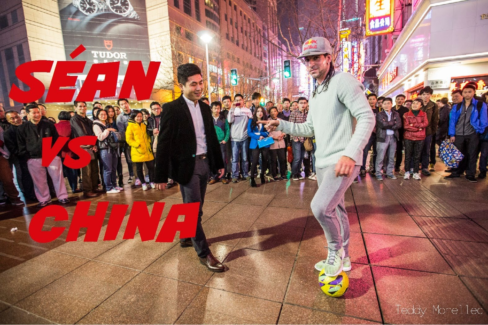 Séan Garnier vs China / @seanfreestyle vs china / #Séanvs