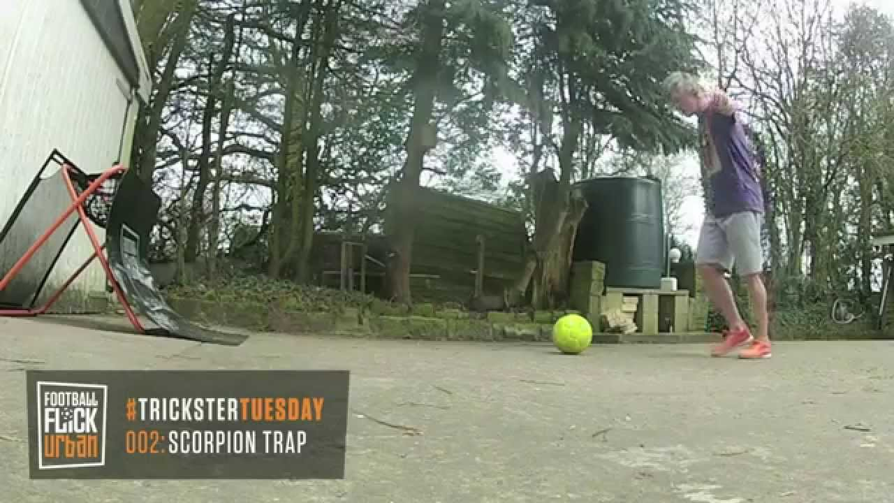 #Trickstertuesday – 002.  Scorpion Trap.