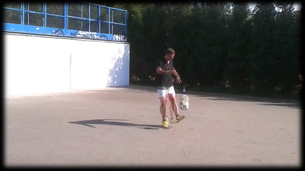 Paweł Skóra – Training clips – July 2014