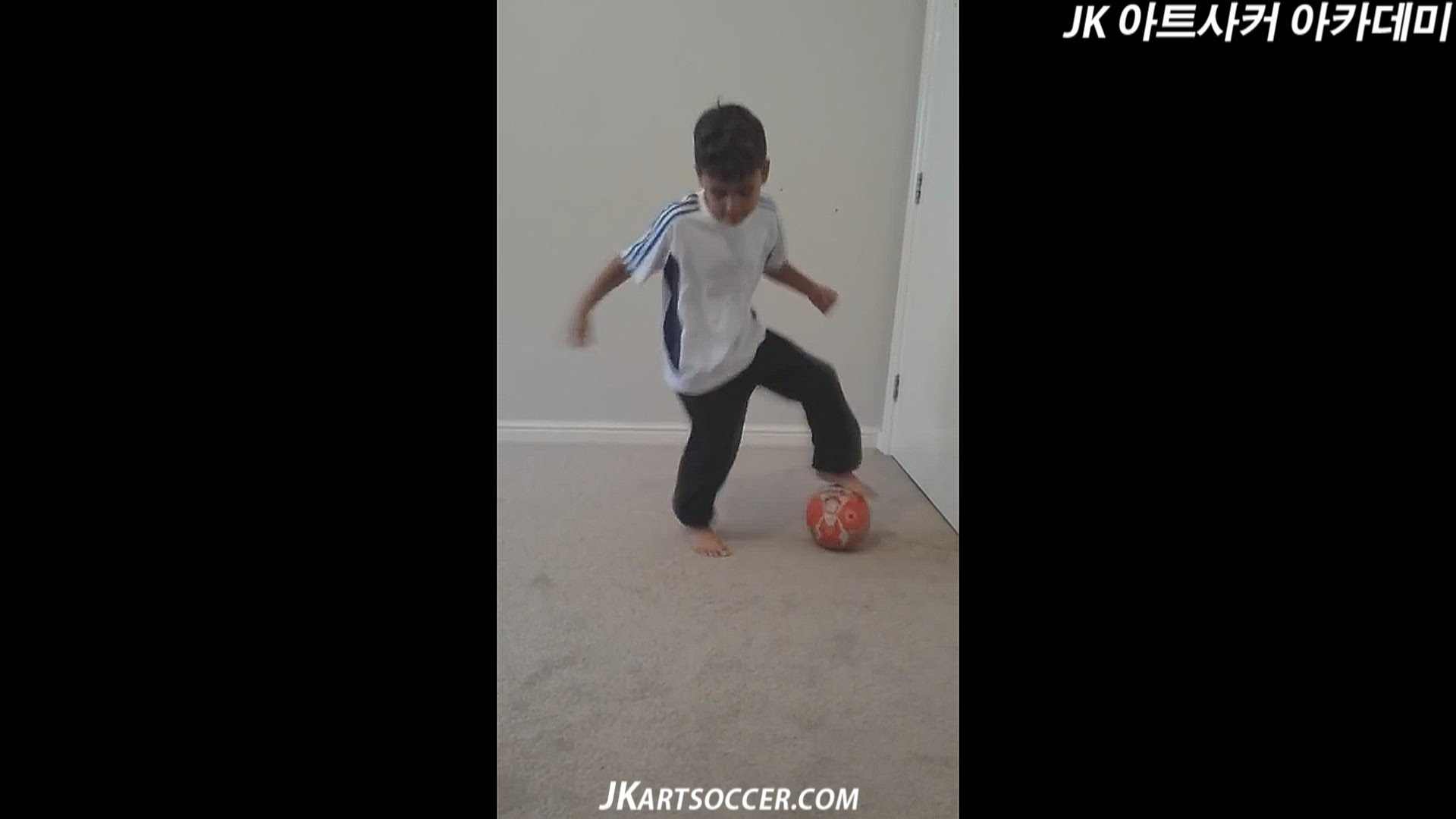 Soccer GENIUS Skills – 6years old