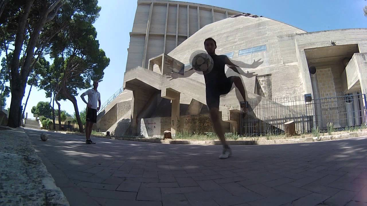 Angelo visited Danilo – Terme di Sciacca – Freestyle Football