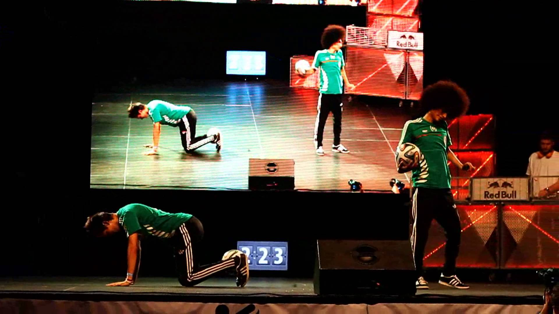 Gio & Cero – Double Routine – Superball 2014