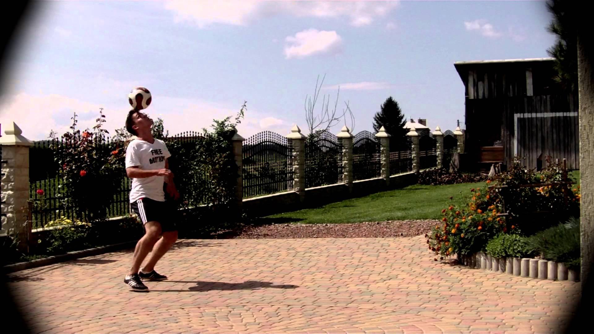 JRK – Freestyle Football 2014