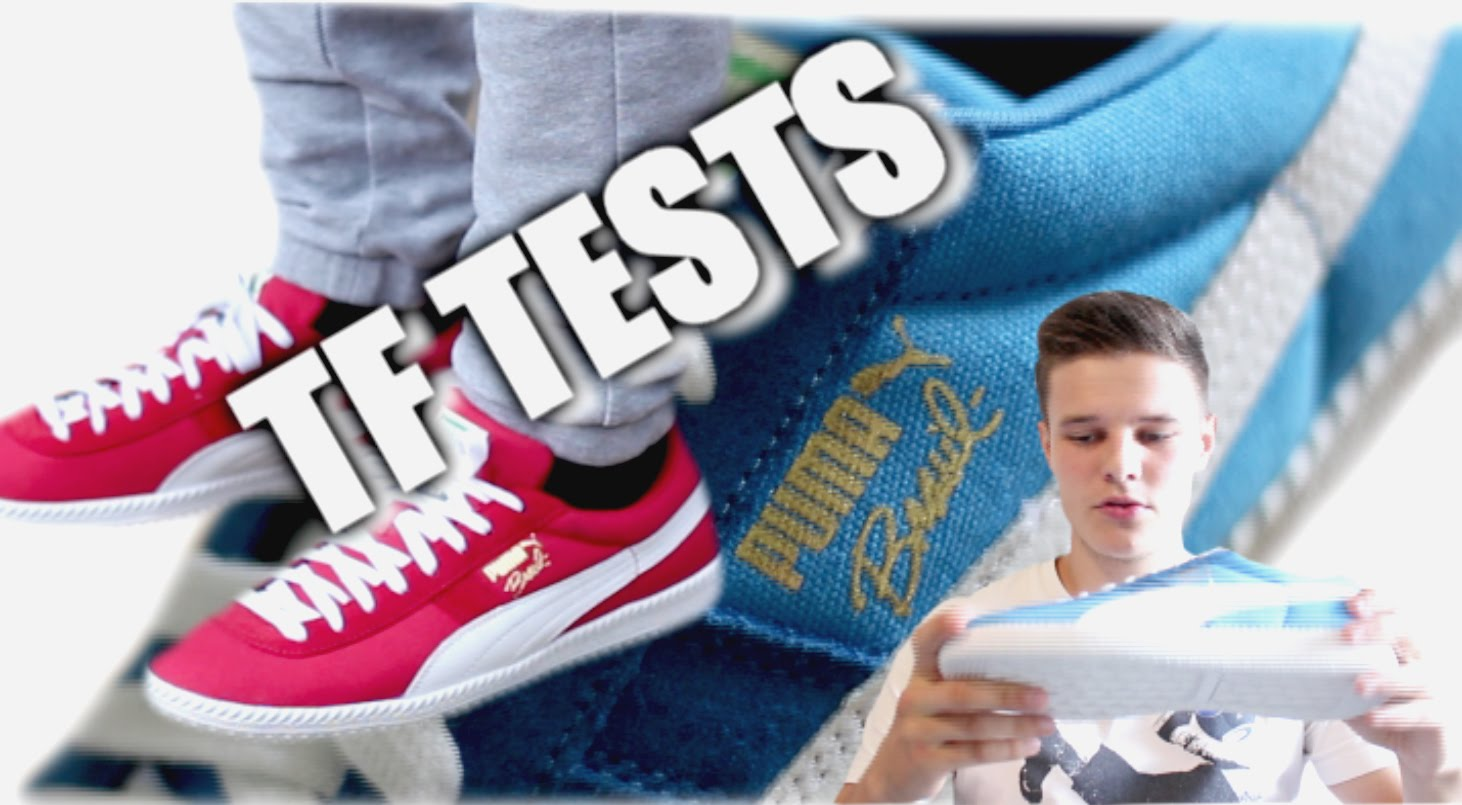 TF TESTS: Puma Brasil, The Perfect Freestyle Shoe?