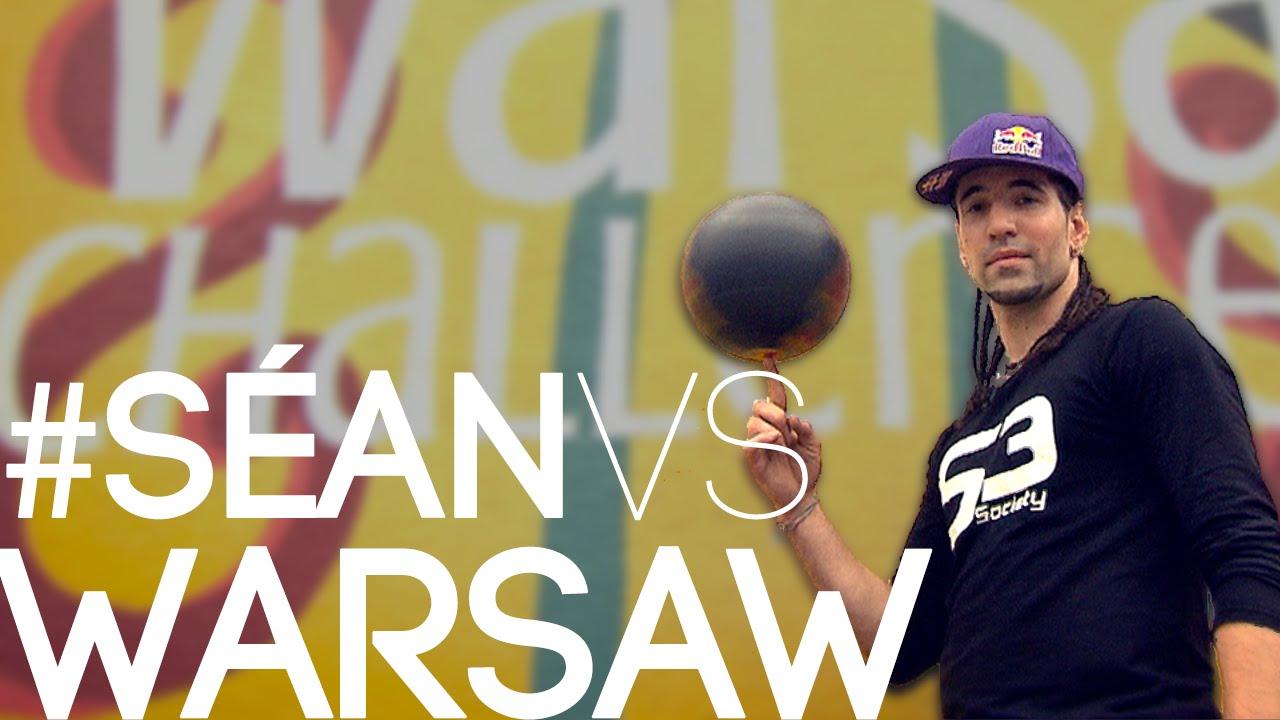 Séan GARNIER VS Warsaw (POLAND) / @seanfreestyle #SeanVs