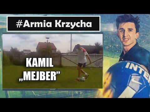 """#ArmiaKrzycha: Kamil Szczygieł """"Meiber"""""""
