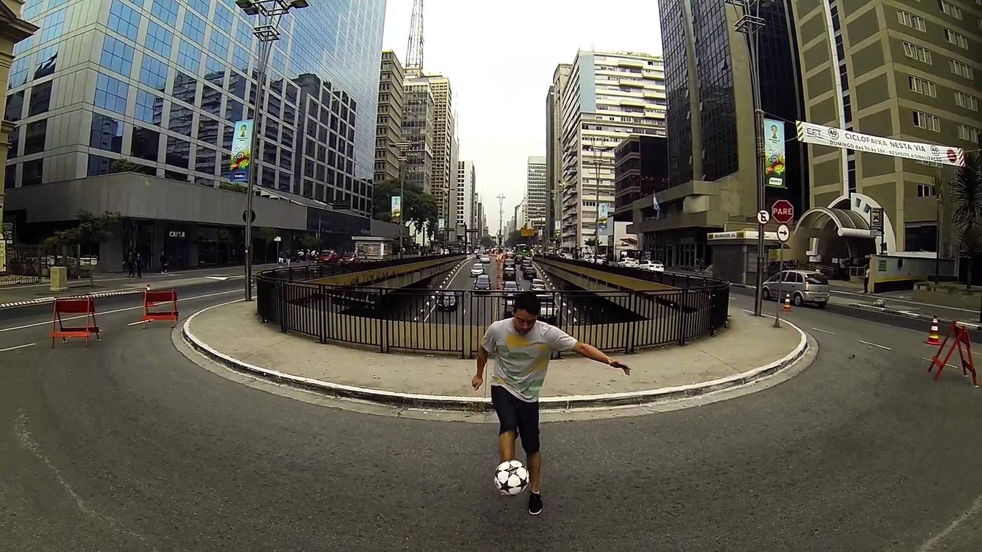 Futebol Freestyle – Eduardo Key