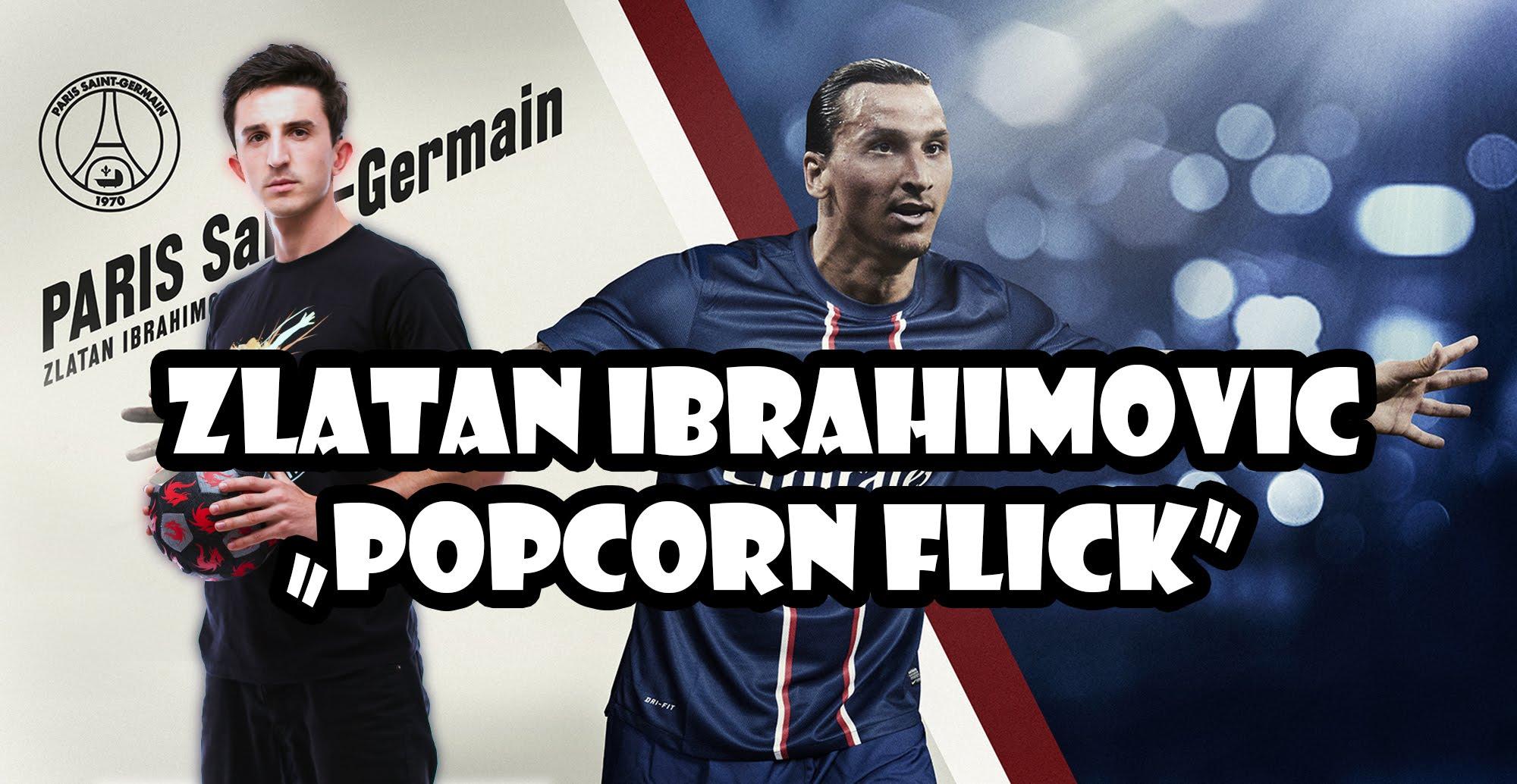 odc.27: Zlatan Ibrahimovic POPCORN FLICK #TRENUJzKRZYCHEM