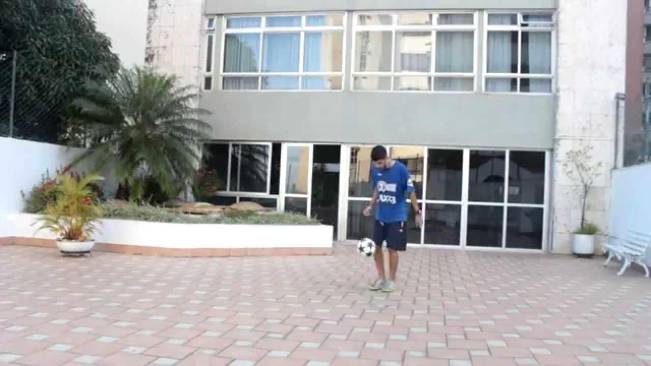 Training Session 26-10-2014 – Freestyle Football