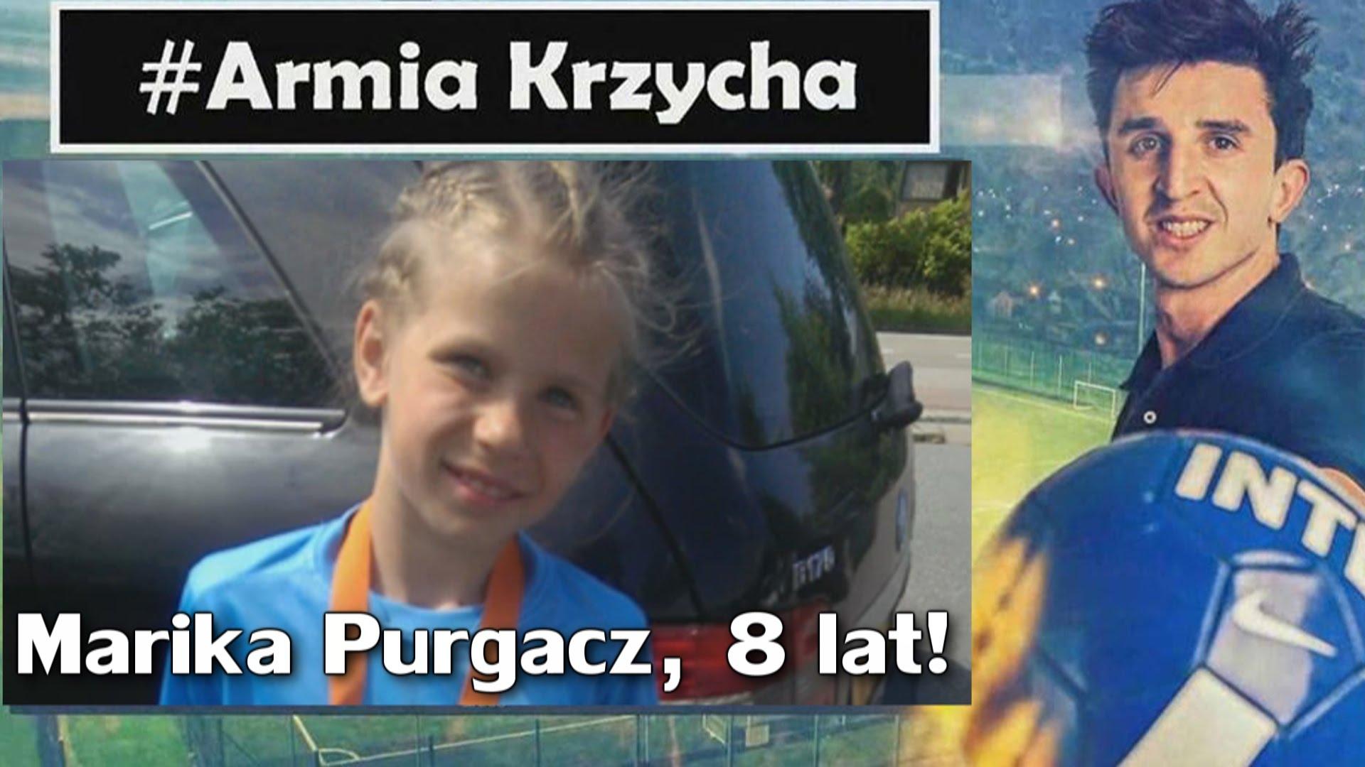 #ArmiaKrzycha: Marika Purgacz, 8 lat!