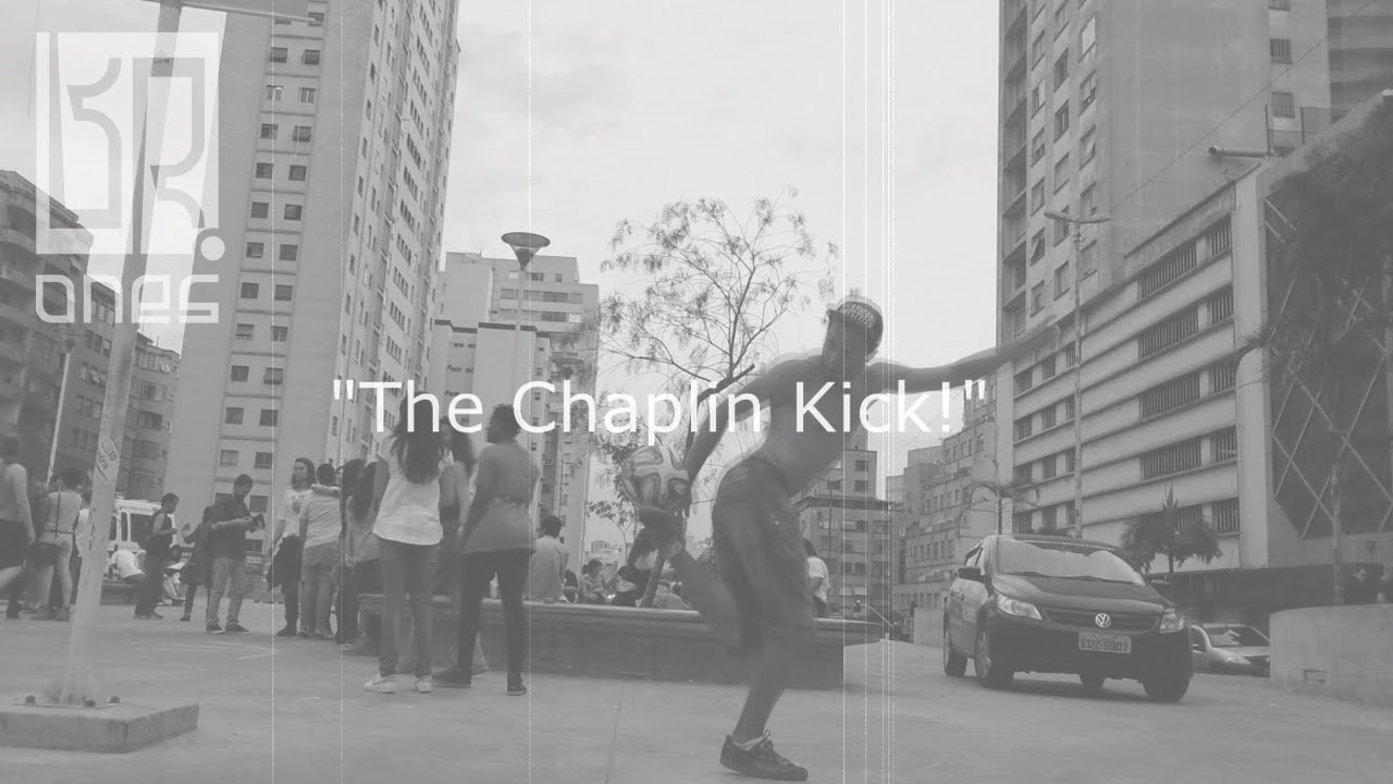 "Bruno – ""The Chaplin Kick"" [New Trick] 
