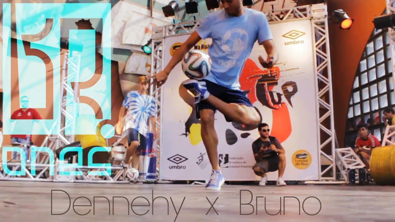 Bruno vs. Daniel Dennehy – STREET CUP