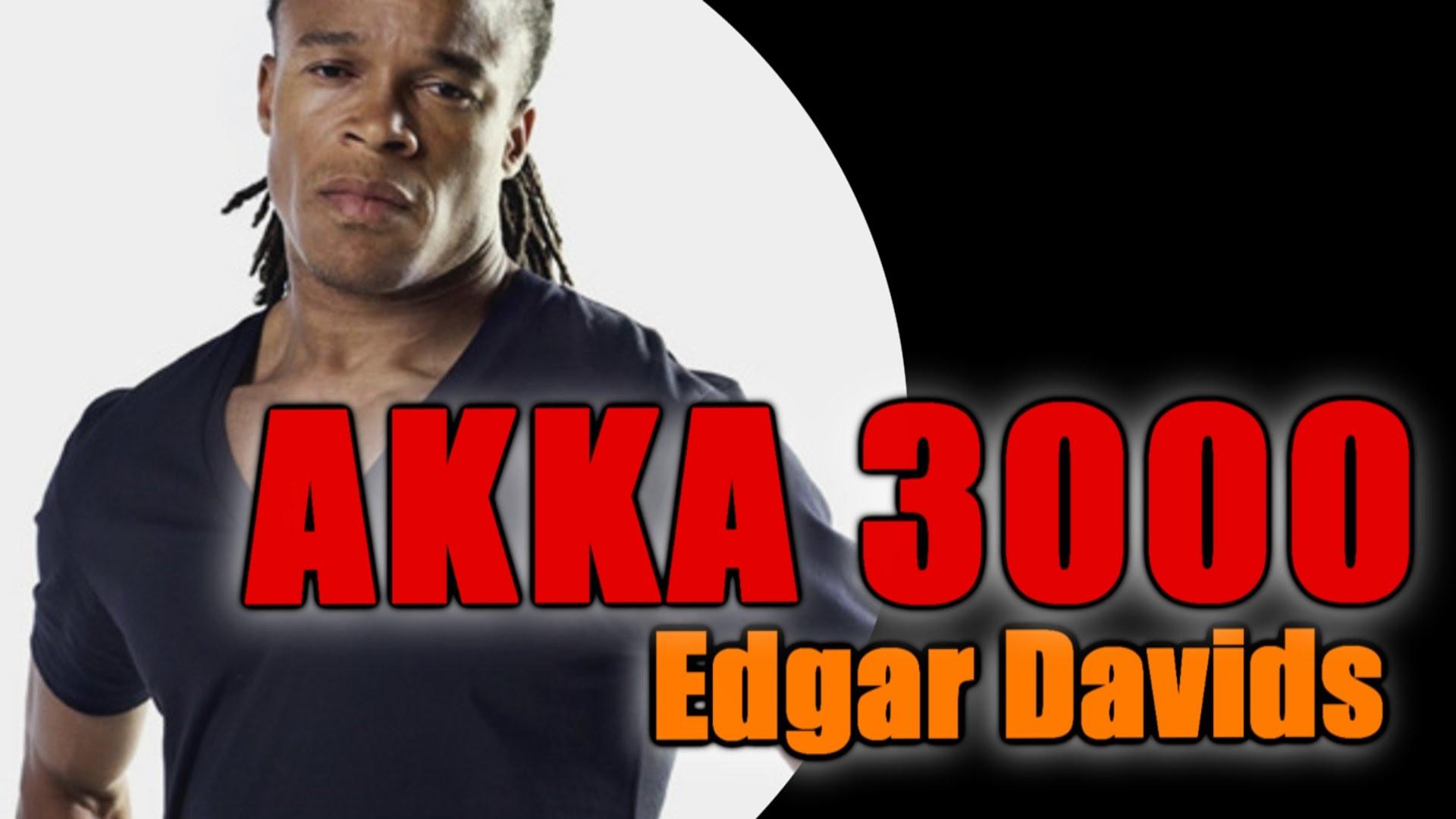 odc.32: Edgar Davids AKKA 3000! #TRENUJzKRZYCHEM