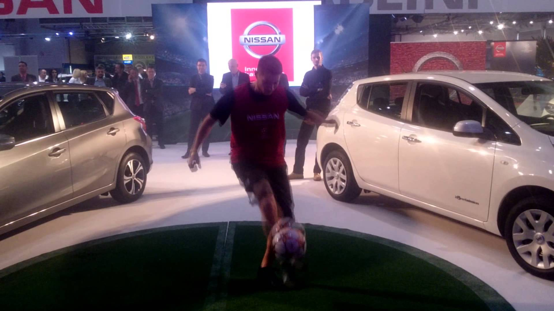 Sűrü Fx Tamás – Football Frestyle – Nissan Gablini