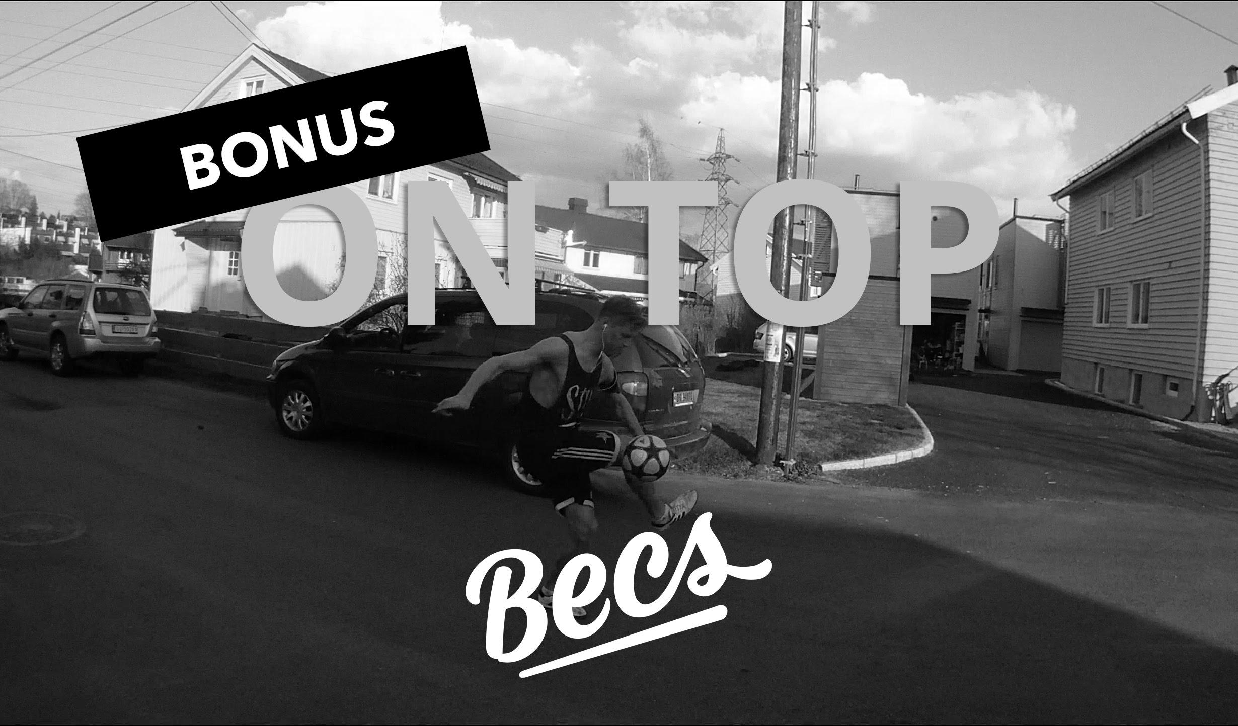 Tobias Becs – On Top (Bonus clip)