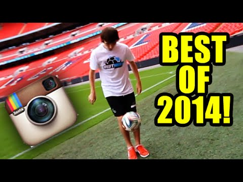 Best of Instagram 2014 – Football Freestyle – @learn2freestyle