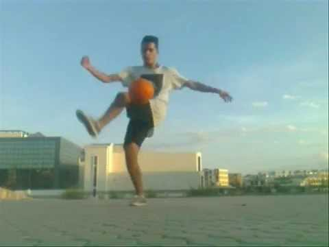 Coolest Football Freestyle Transition Ever?! – ATW 25