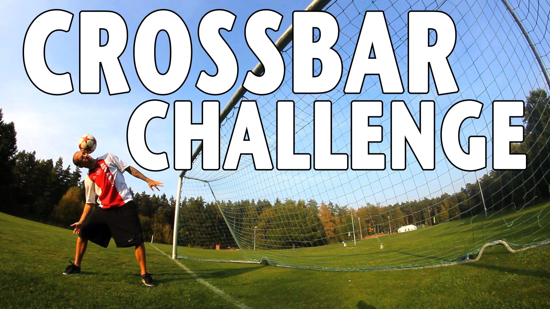Crossbar Challenge | Palle Freestyle