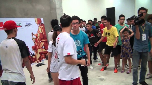 AFFC 2013 Final – Tungage vs DKP