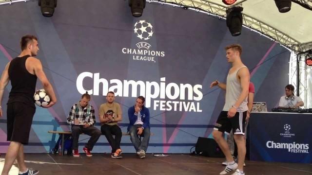 F3 World Tour London Quarter FInals – Tobias Becs vs Szymo
