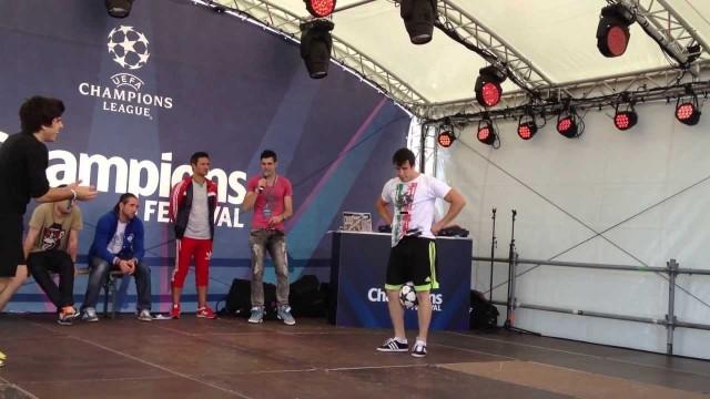 F3WT London 2013 Top 16 – Pedrinho vs Gunther