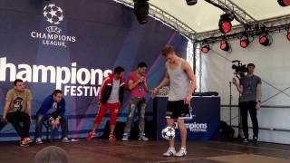 F3WT London 2013 Top 16 – Tobias Becs vs Tokura