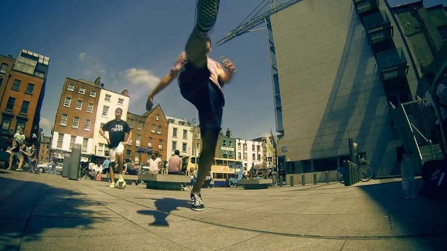 Reynoldz & Dan – Freestyle Football 2013